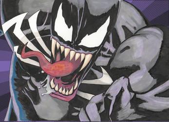 Venom by ISiwennaI