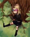Back to Hogwarts // Luna Lovegood