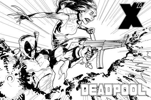 Deadpool X-23