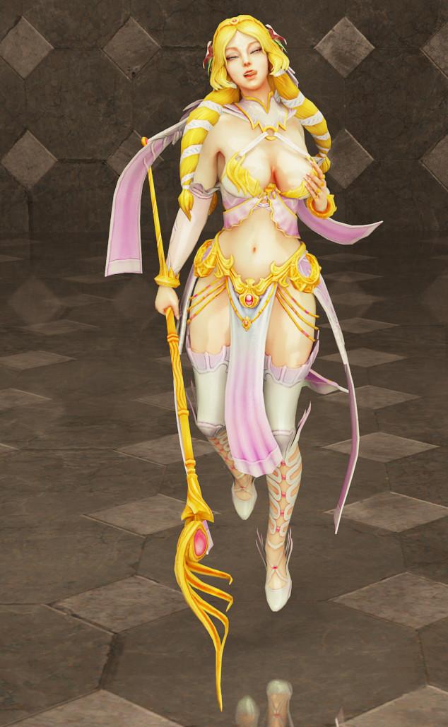 Smite goddess aphrodite nude are not