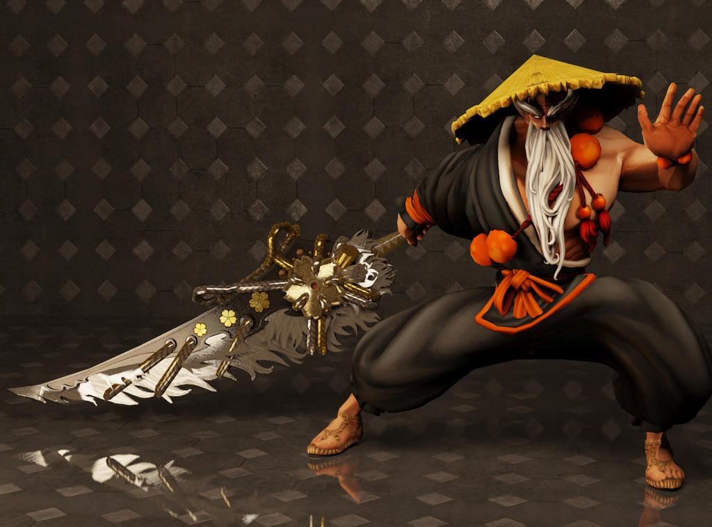 Guan Yu ( Smite ) by h0mez on DeviantArt