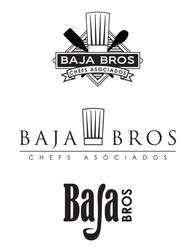 Baja Bros propuestas de logo by azlath