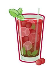 Cranberry Mojito by azlath