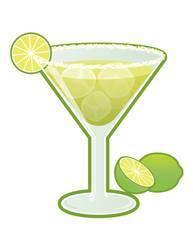 Margarita Cocktail by azlath