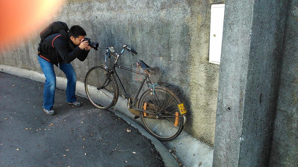 O fotografo e a sua musa by zecamarques