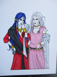 Two of the Vampu brothers