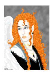 Lucifer portriat
