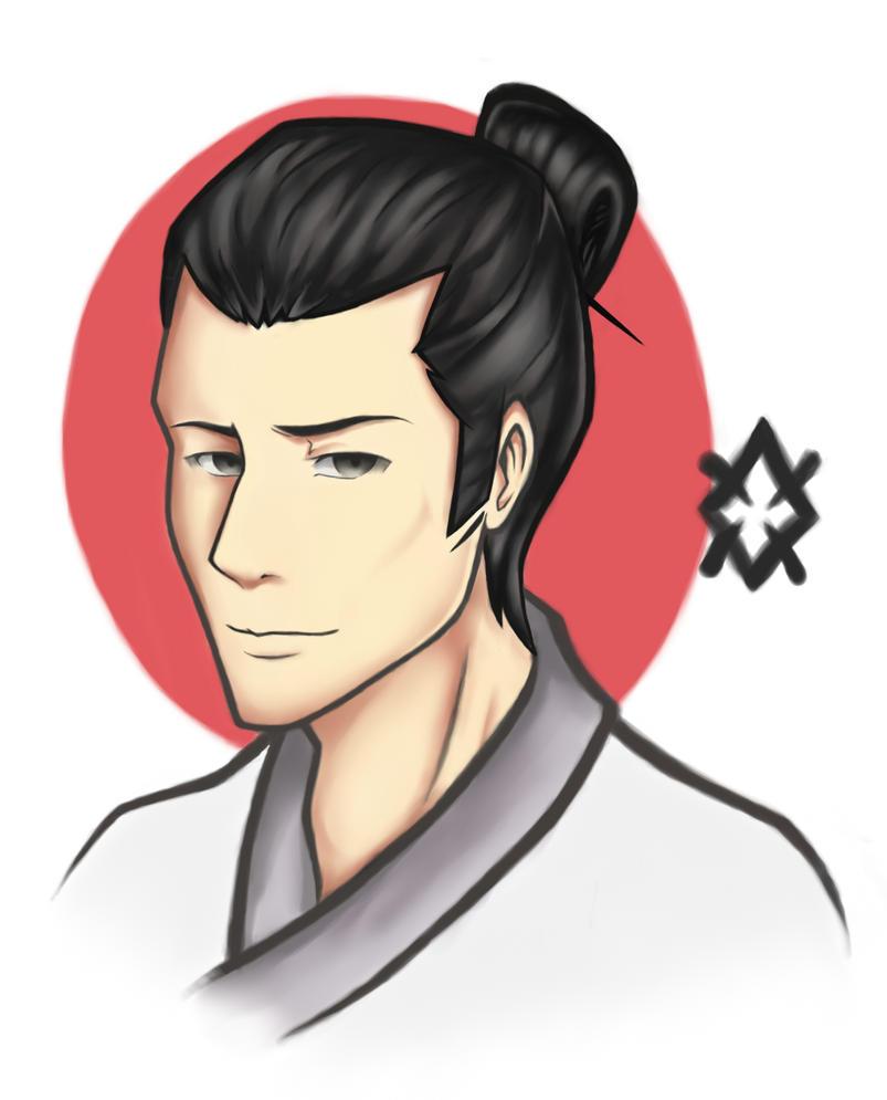 Samurai Jack Resubido By StephiiCaro
