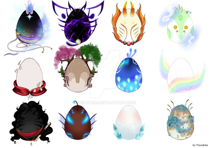 [Event] Kitsu's eggs