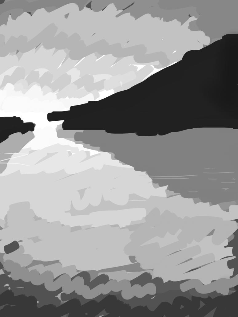 15 min doodle by alicealicenightfever