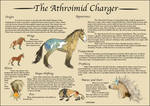 The Athroimid Charger by ESWard
