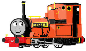 Skarloey Railway No 2 - Rheneas