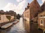 Bruge Canal by Redli0n