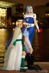 Magic Knight Rayeath by ChikiCosplay