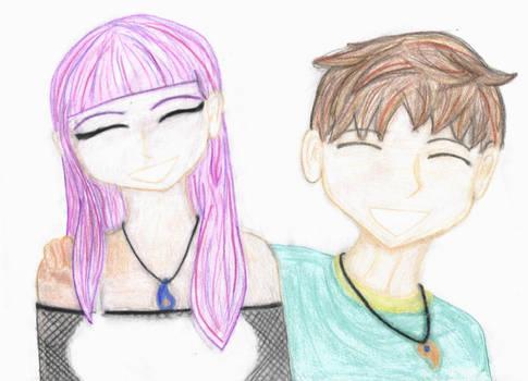 Priscila and Lyndon Alan