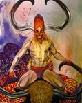 The OX God