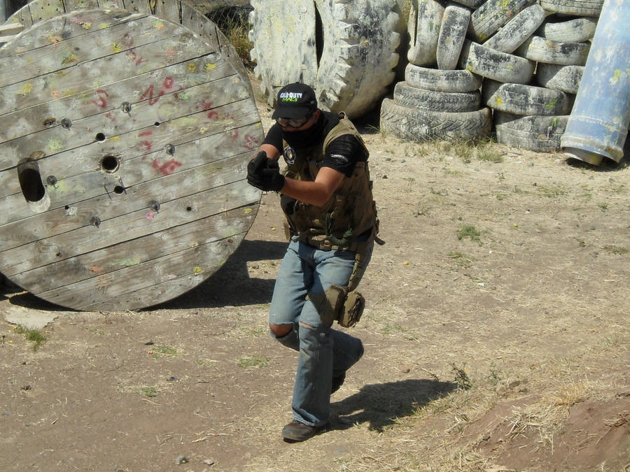 1 on 1, pistol duel by YoLoL
