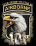 101st Airborne logo by YoLoL