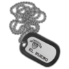 ETAG Rangers Oficial Virtual Dog Tag by YoLoL