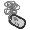 ETAG Rangers Oficial Virtual Dog Tag by YoLoL