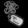 ETAG Rangers Oficial Virtual Dog Tag