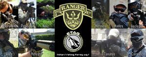 ETAG Rangers Roster by YoLoL