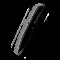 Knife silhouette by YoLoL