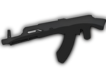 AK47 Silhoutte