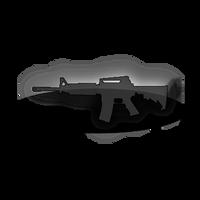 M4 Silhoutte by YoLoL