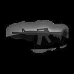 M4 Silhoutte