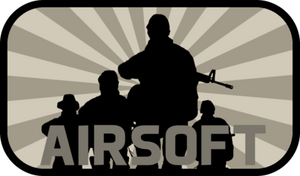 Airsoft Sign by YoLoL