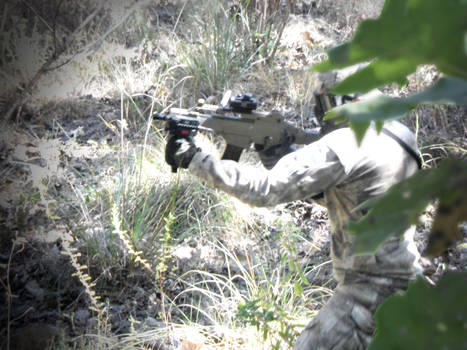 Airsoft in the valley