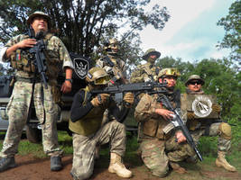 ETAG Rangers by YoLoL