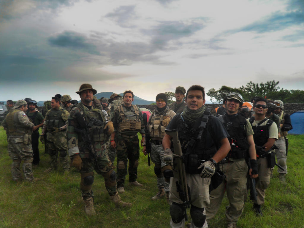 Operation Red Bear 2014