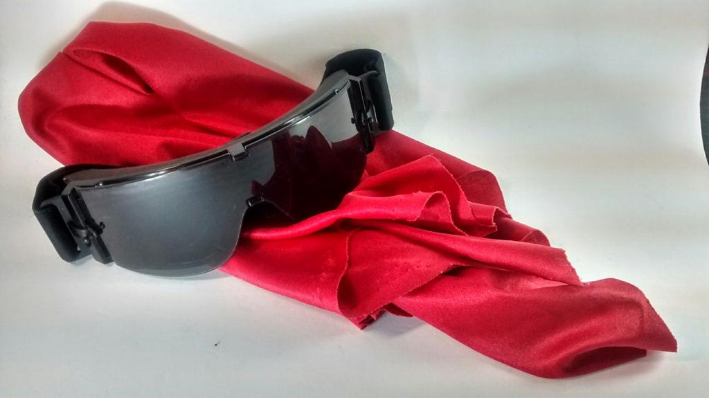 Death Rag and Goggles by YoLoL