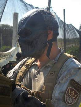 Chief m06 Airsoft Mask