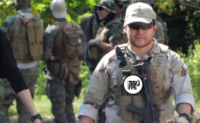 Desert Camouflage Uniform (DCU) / Airsoft