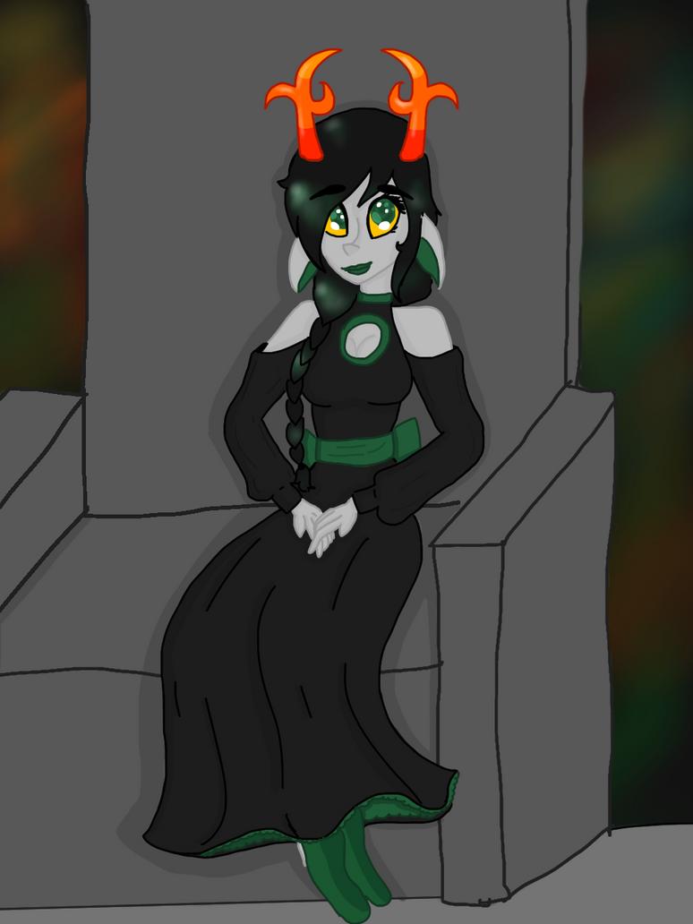 Huntress by mischeviousMonarch