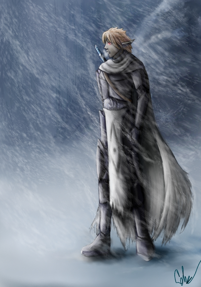 Winter Storm by Mellamo