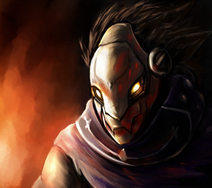 Darksiders Strife another quick paint by Mellamo on DeviantArt