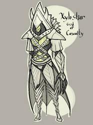 Xyloshar Concept Art by Macabrecabra