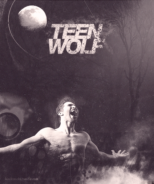 Teen Wolf Poster Season 2 by Linds37 on DeviantArt