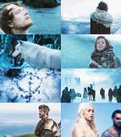 Game of Thrones - Blue