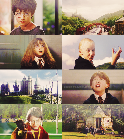 Harry Potter and the Sorcerers Stone by Linds37