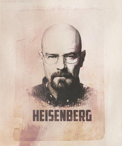 heisenberg by Linds37