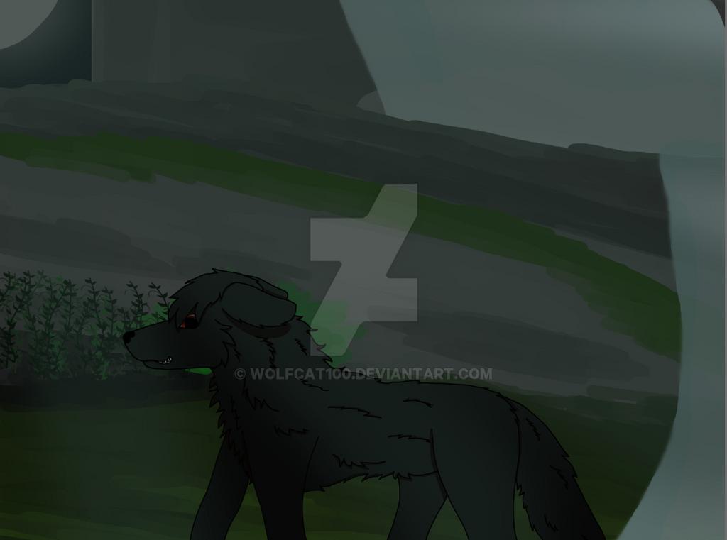 Death In CrossedPaws by WolfCat100