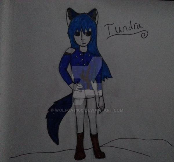 Princess Tundra by WolfCat100