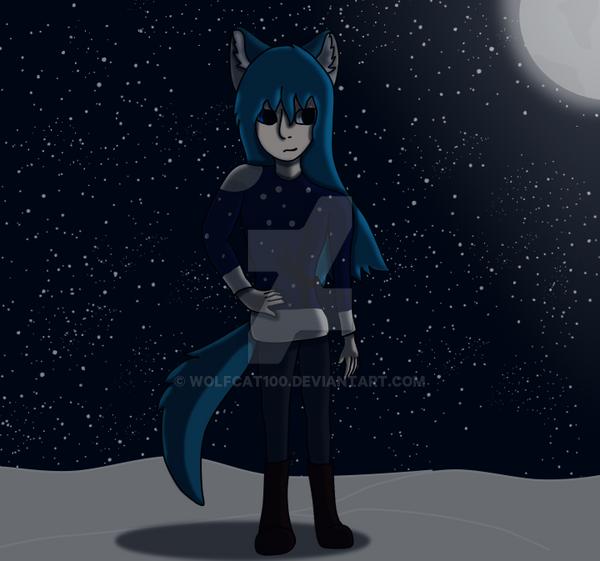 Princess Tundra (Finished) by WolfCat100