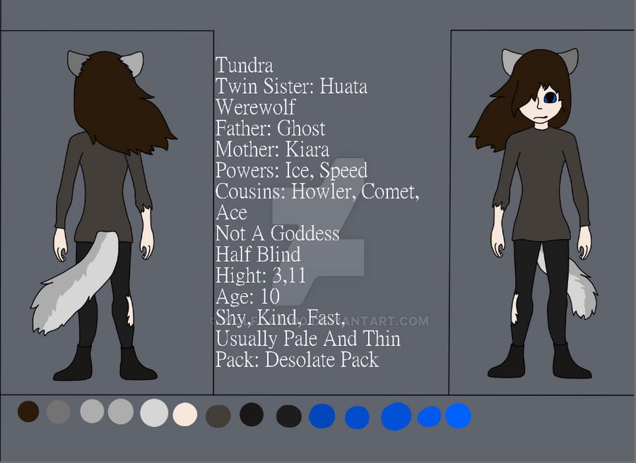 Tundra Profile by WolfCat100