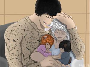 Little Werewolf Family